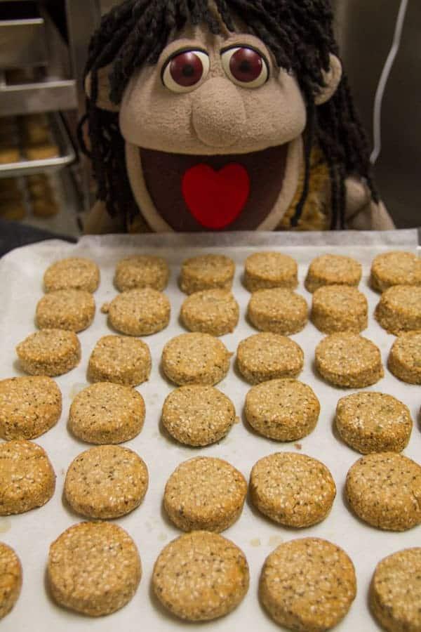Pete Evans Nut-Free Paleo Cookies