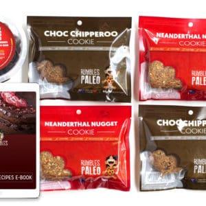 Choc Pack + Recipe E-Book
