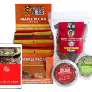 Mega Sample Pack + Recipe E-Book