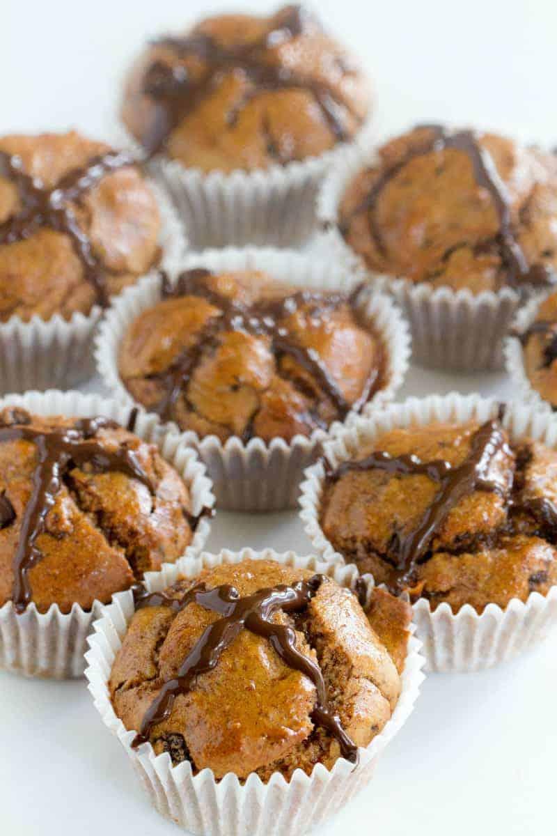 paleo hot cross buns gluten free rumbles paleo