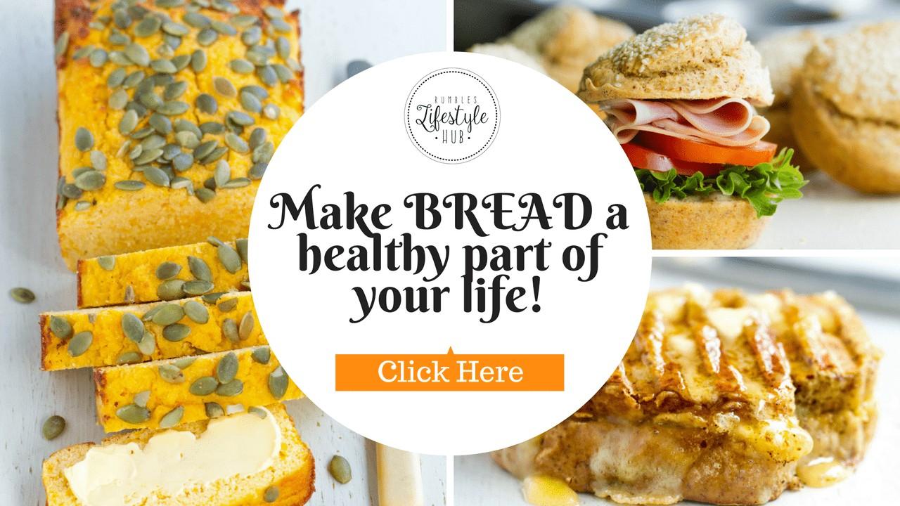 rumbles paleo bread healthy recipes