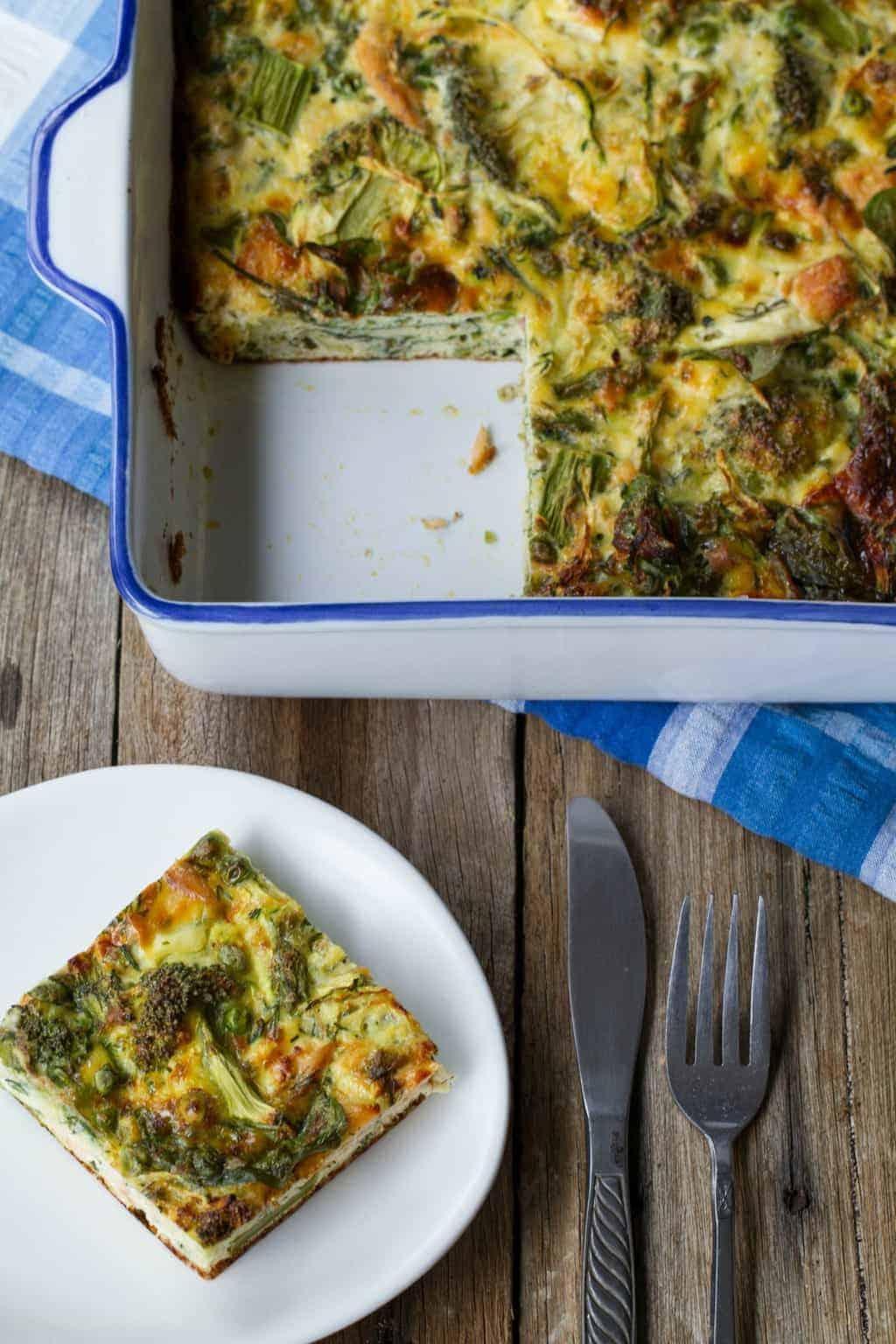 frittata recipe rumbles paleo healthy easy recipe