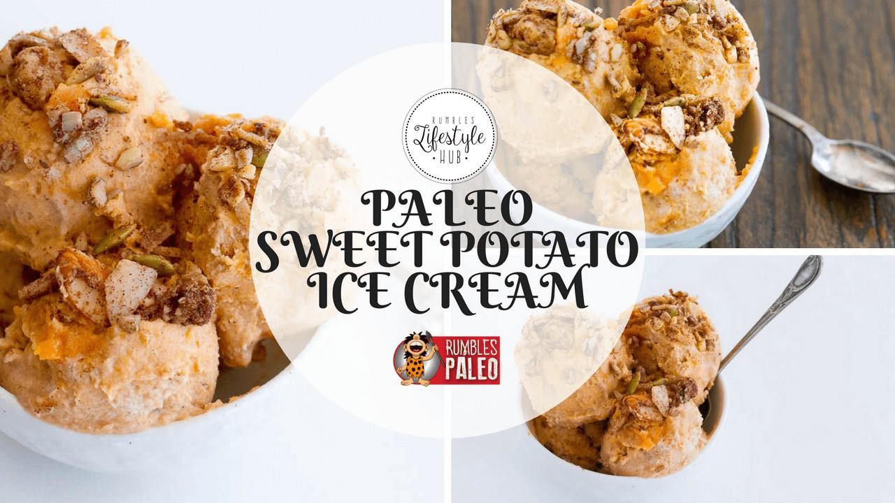 paleo recipes rumbles paleo healthy recipes dairy free ice cream