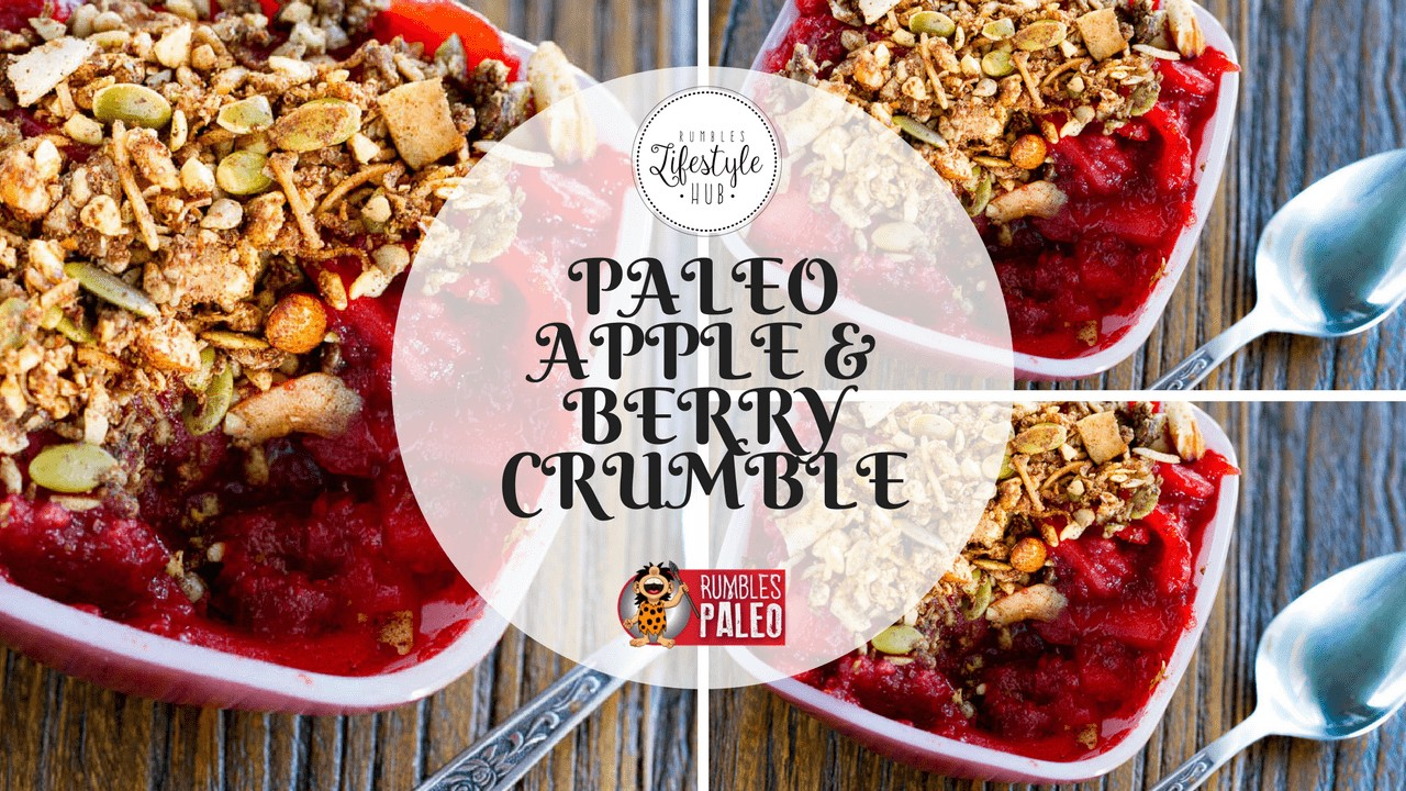 paleo recipes rumbles paleo dessert healthy