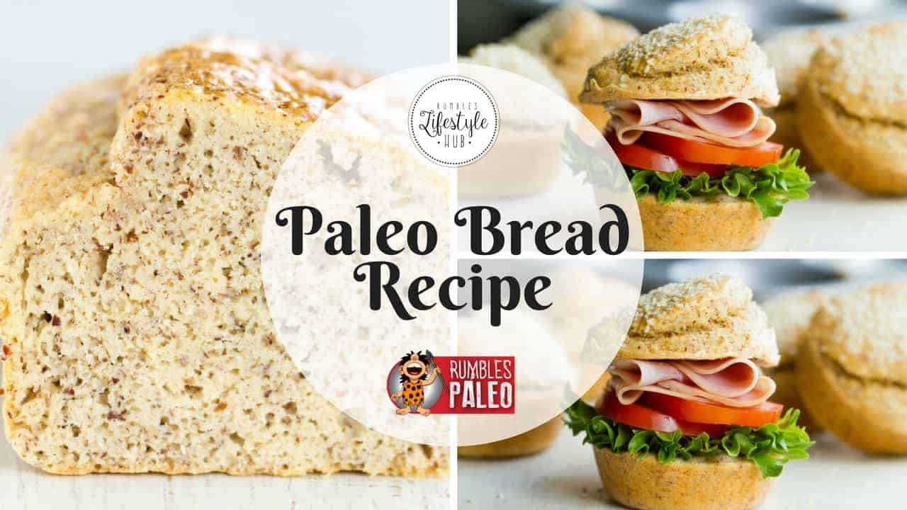 paleo bread recipe