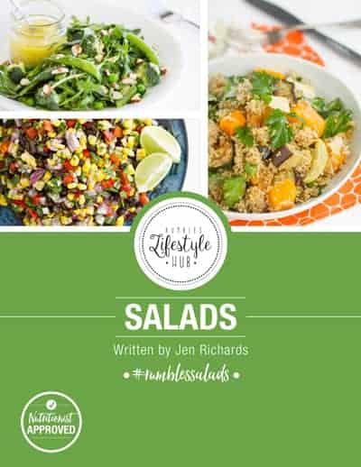 salads cookbook