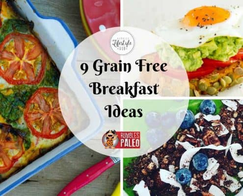 grain free breakfast