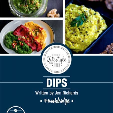 healthy dip recipes paleo