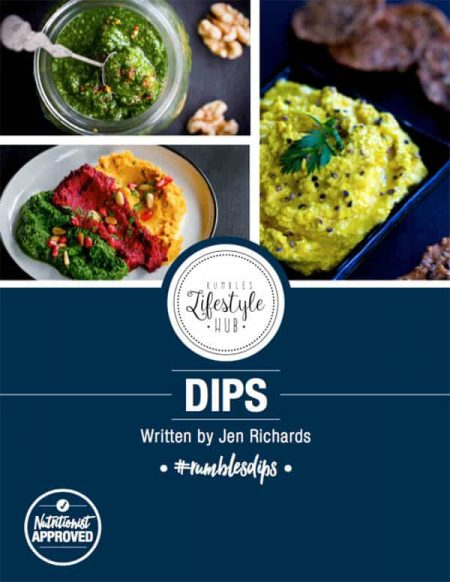 healthy dip recipes paleo