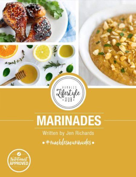marinades recipes paleo