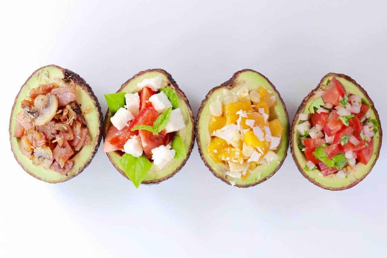 avocado recipes snack snacks rumbles paleo