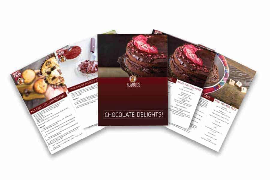 paleo chocolate healthy chocolate rumbles paleo recipes